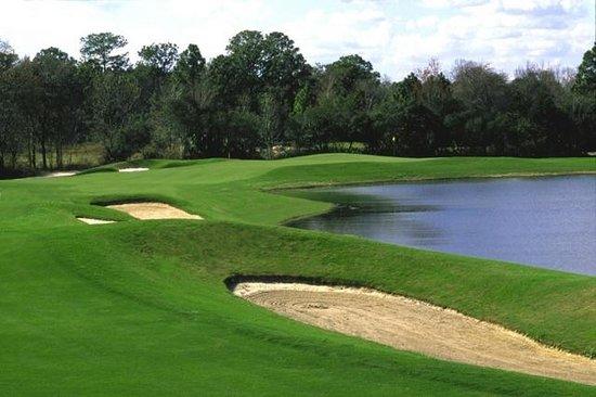 Walkabout Golf Club: Hole10