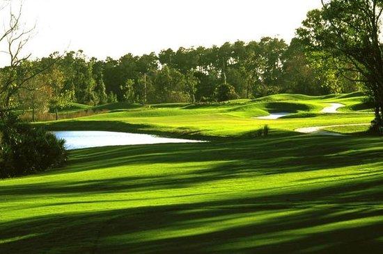 Walkabout Golf Club: Hole 16
