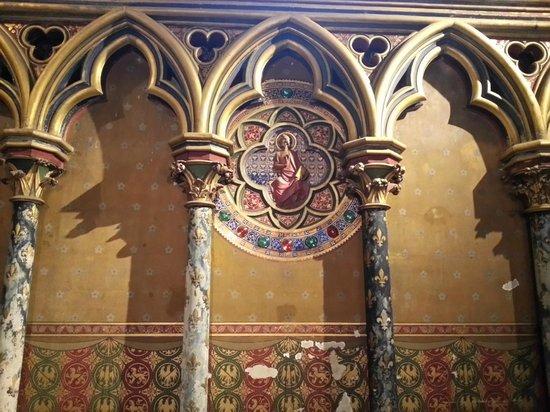 Sainte-Chapelle : Удивительно красивая Сент-Шапель