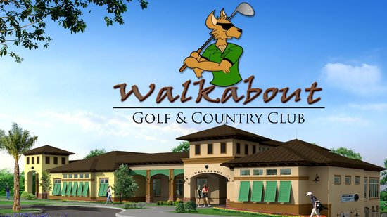 Walkabout Golf Club: Club House, Banquet Facilities and Restaurant Opening Soon!