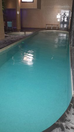 Eden Hotel & Spa: La piscine