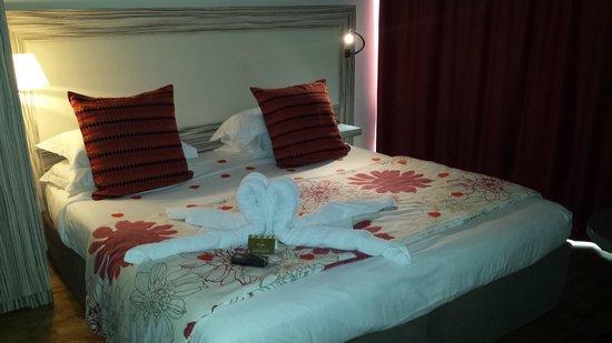Eden Hotel & Spa: Décoration spéciale