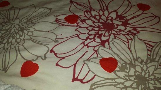 Eden Hotel & Spa: Le lit