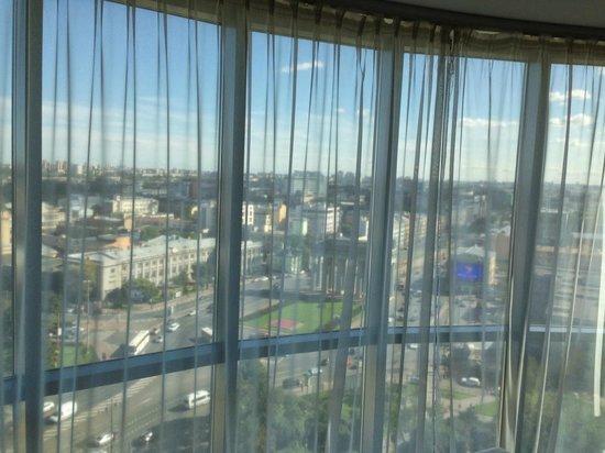 Holiday Inn St. Petersburg Moskovskiye Vorota: Панорамный вид