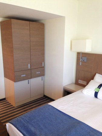 Holiday Inn St. Petersburg Moskovskiye Vorota: Спальня