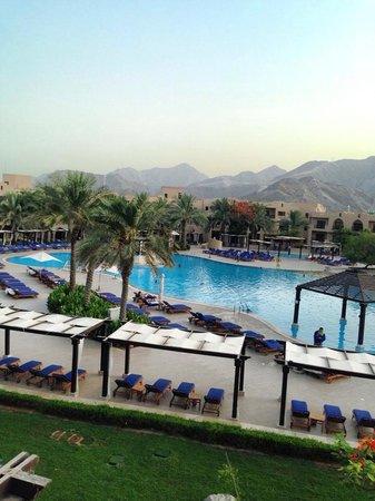 Miramar Al Aqah Beach Resort: Paradise