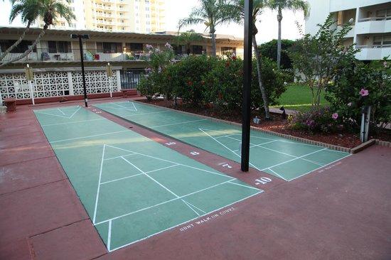 Sarasota Sands : Shuffleboard