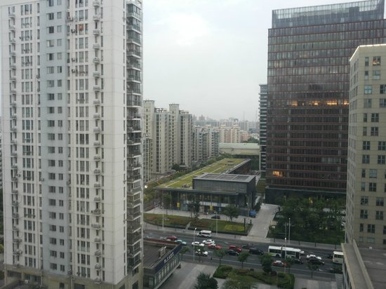 Ramada Wujiaochang Shanghai : View from the room