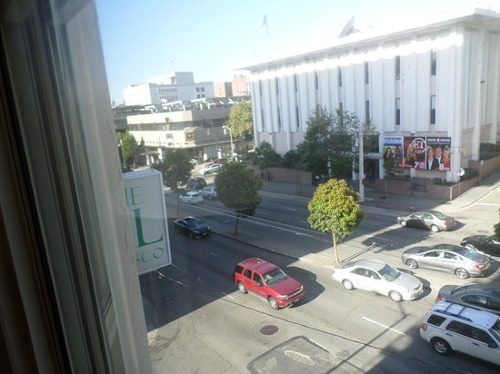 The Opal San Francisco: Street view