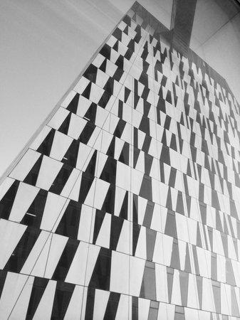 AC Hotel by Marriott Bella Sky Copenhagen : Torre 2 desde piso 6 de Torre 1