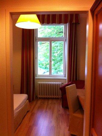 Tourotel Mariahilf: 部屋