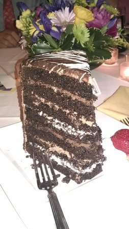Tony R's Signature Sinful Chocolate Cake