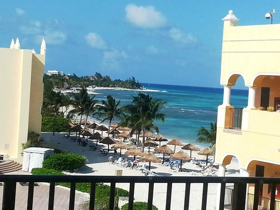 The Royal Haciendas All Suites Resort & Spa: Great View