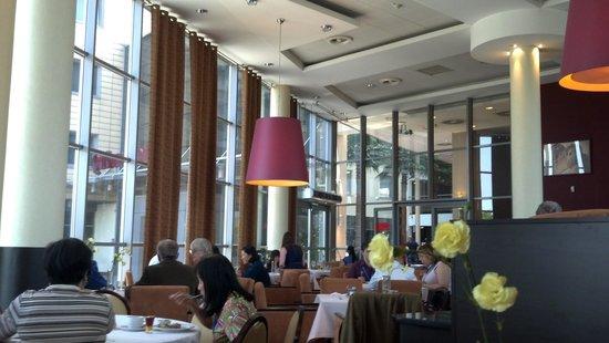 Qubus Hotel Krakow : Restaurante