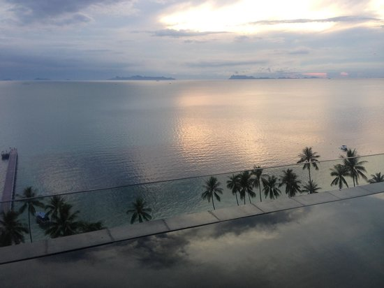InterContinental Samui Baan Taling Ngam Resort : Just beautiful!
