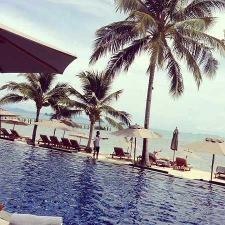InterContinental Samui Baan Taling Ngam Resort: Just beautiful!