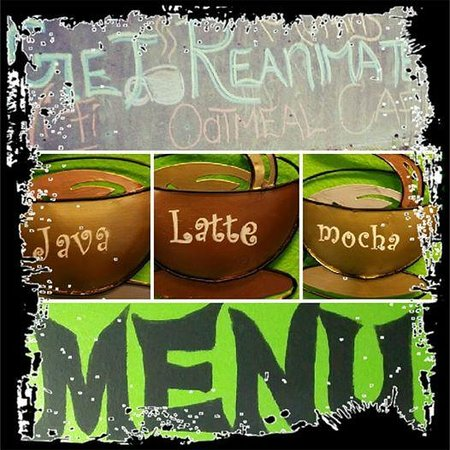 ReanimateMe Cafe: Get Reanimated!