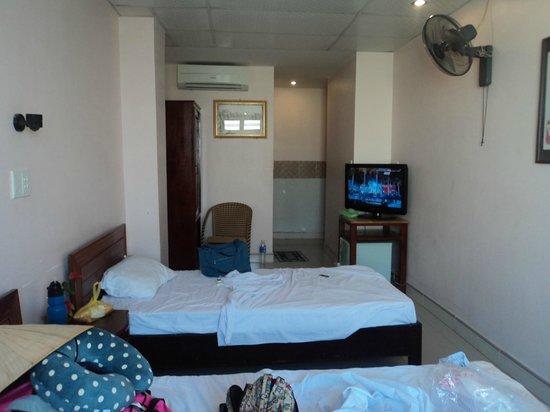 Hop Yen Hotel: room
