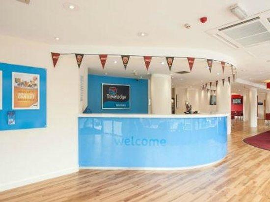 Travelodge Wembley: Reception