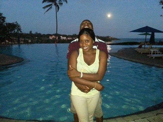 Mnarani Hotel: My honeymoon trip to Mnarani