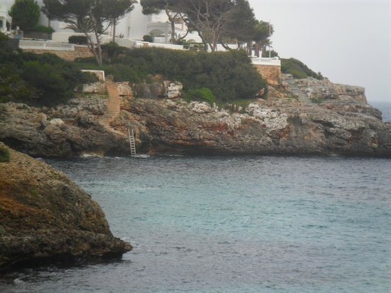 AluaSoul Mallorca Resort: Boat trips from here