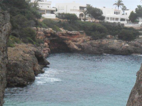 Hotel Marina Corfu: Boat trip pick up