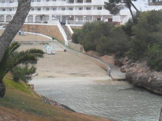 Hotel Marina Corfu: View from the room