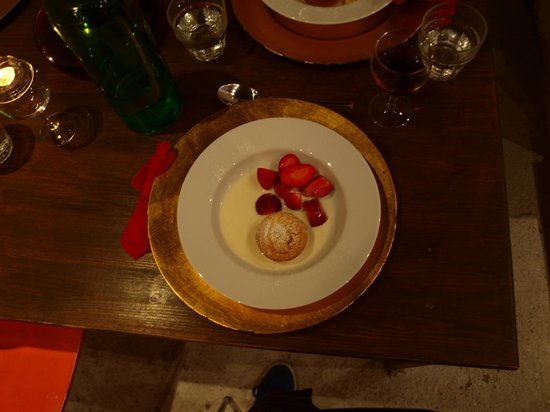 Convivio Rome Italian One Day Cooking Holidays : Dessert heaven