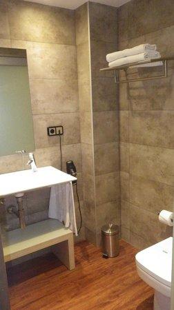 Regente Aragon: Salle de bain