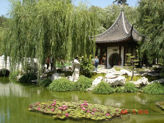 The Huntington Library, Art Collections and Botanical Gardens: The Chinese garden