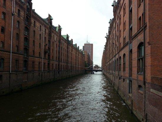 Warehouse District: Гамбург