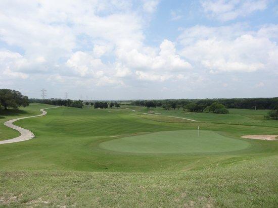 The Bandit Golf Club: The Bandit - fun course