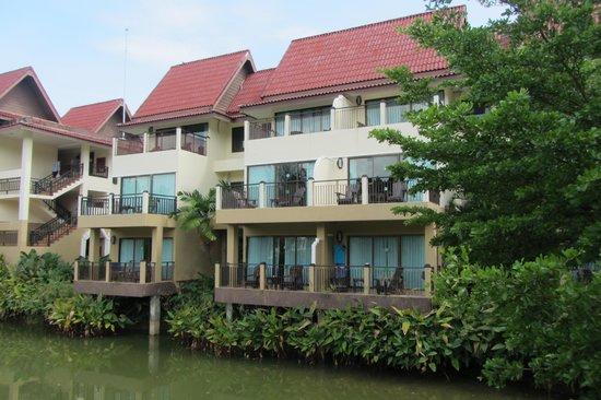 Khao Lak Emerald Beach Resort & Spa: Blick vom Balkon