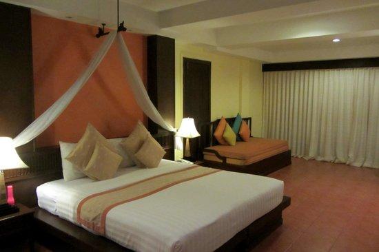 Khao Lak Emerald Beach Resort & Spa: Zimmer 116