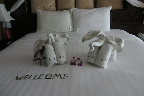 Khao Lak Emerald Beach Resort & Spa: Welcome