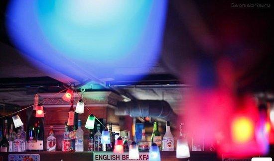 Dudki Bar: Зал 2 этажа