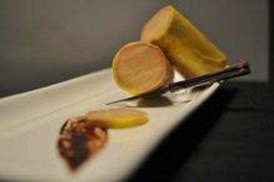 le fameux foie gras cuit au torchon picture of gout et saveurs magog tripadvisor. Black Bedroom Furniture Sets. Home Design Ideas