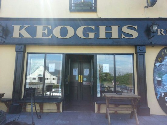 Keogh's Bar and Restaurant - Ballyconneely