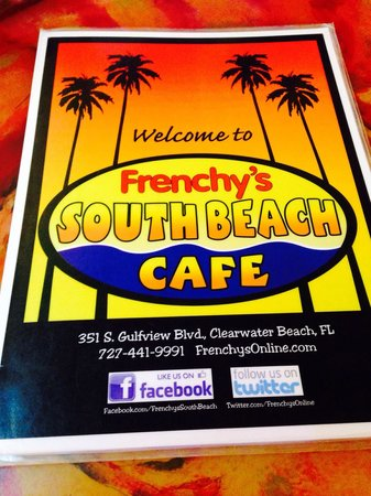 Frenchy's South Beach Cafe : Great food