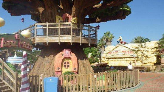 PortAventura World: Le monde des petits