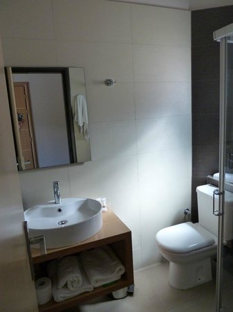 Filakas Hotel : En-suite to 116