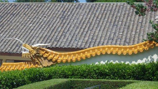 PortAventura World: La muraille dragon
