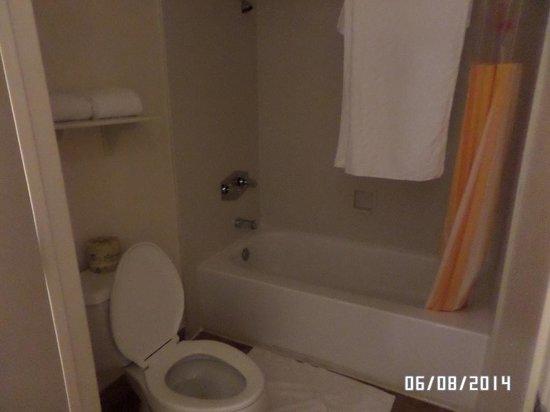 La Quinta Inn San Diego - Miramar : 319 toliet area