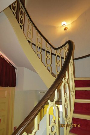 Ford's Theatre : Theater - Stairs