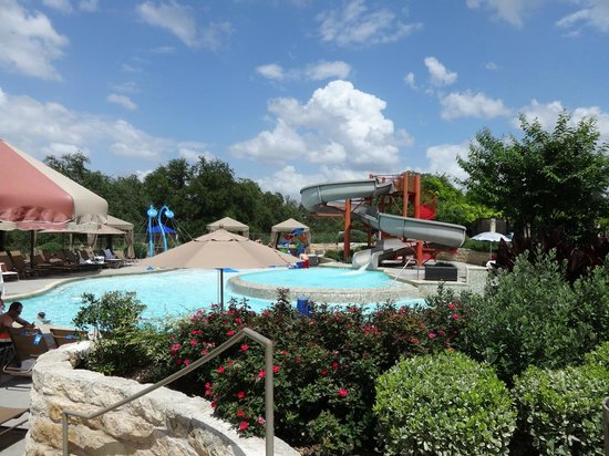 Lakeway Resort and Spa : Kid's play area