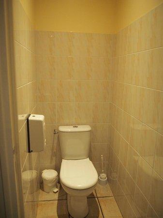 Auberge de la Baie : toilet