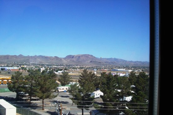SpringHill Suites Kingman Route 66: View from Room