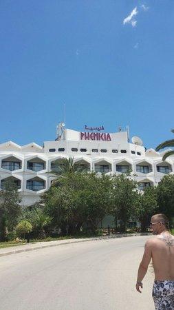 SENTIDO Phenicia: Beautiful place