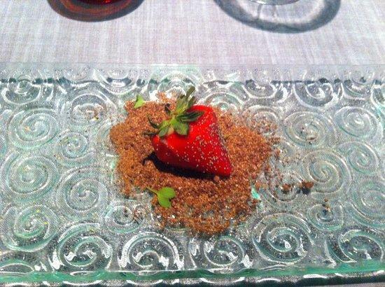 Porrue: The Strawberry