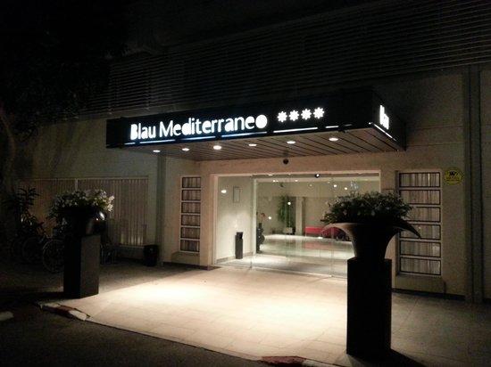 Hipotels Mediterraneo: Eingang zum hotel